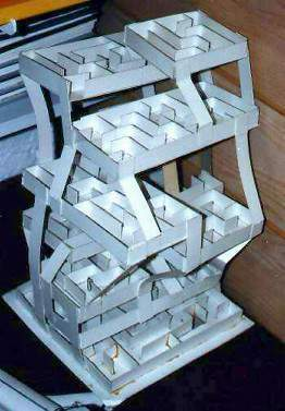 engineering marble maze project evaluation form